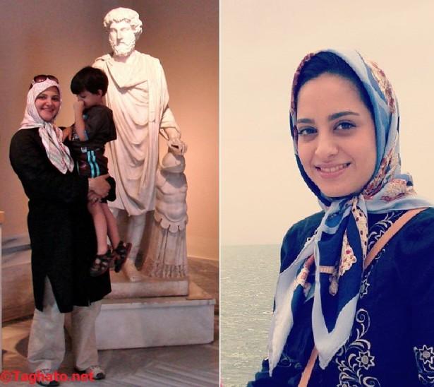 زینب و شبنم نعمتزاده، دو دختر محمدرضا نعمتزاده که نامشان در میان مدیران شرکتهای او به چشم میخورد.